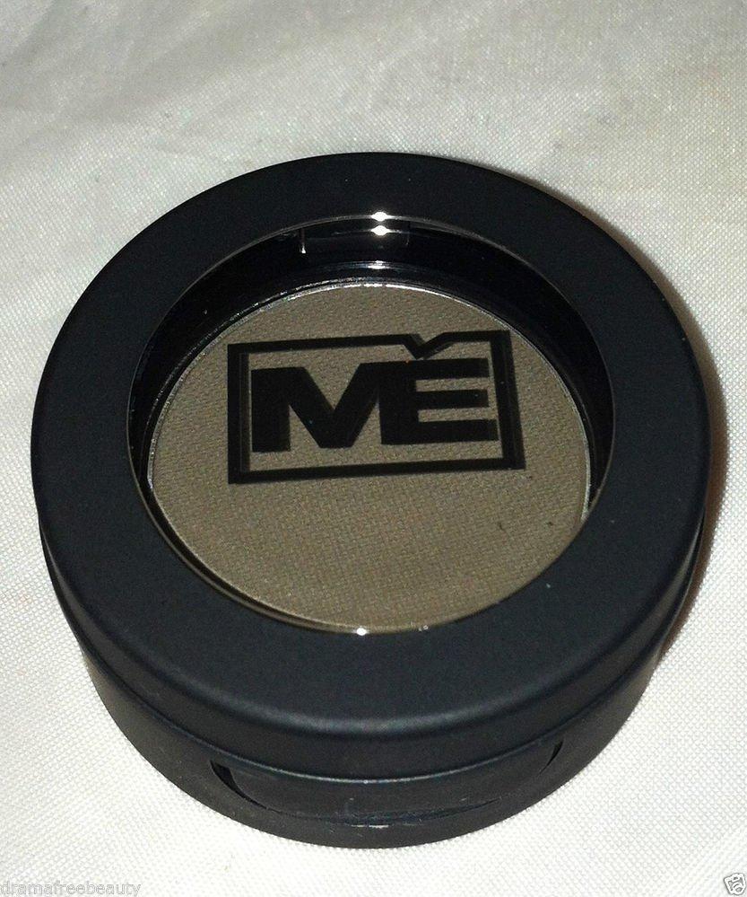 Mattese Elite Silky Soft Matte Eyeshadow * DEEPEST BROWN * Long Wear BNIB