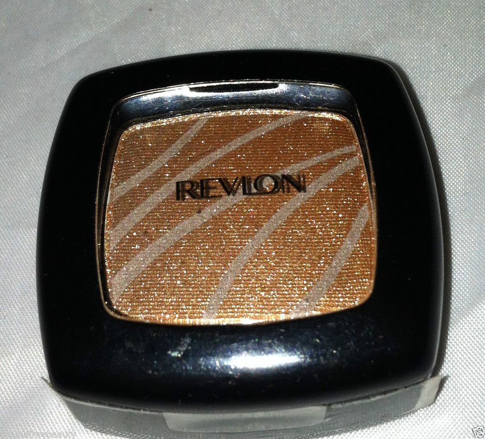 Revlon Limited Edition Eye Shadow * CARAMEL CRUSH * Sealed Brand New RARE VHTF