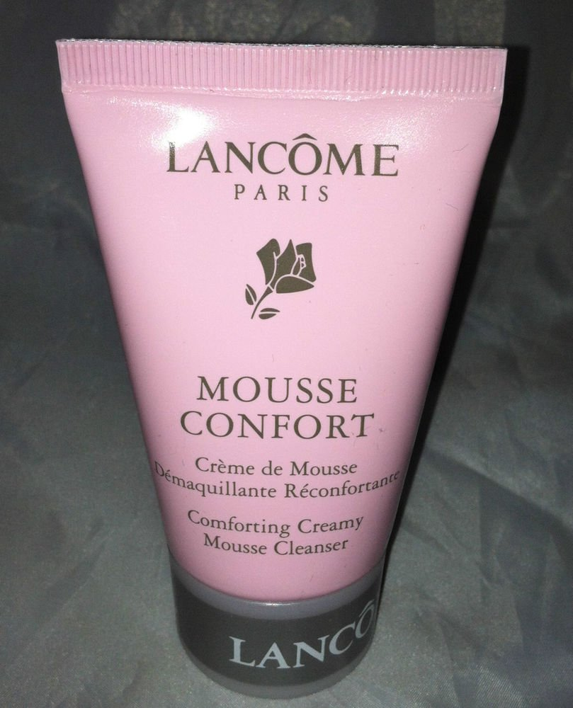 Lancome Mousse Confort Comforting Creamy Mousse Cleanser 2.0 Fl oz. 60mL Travel
