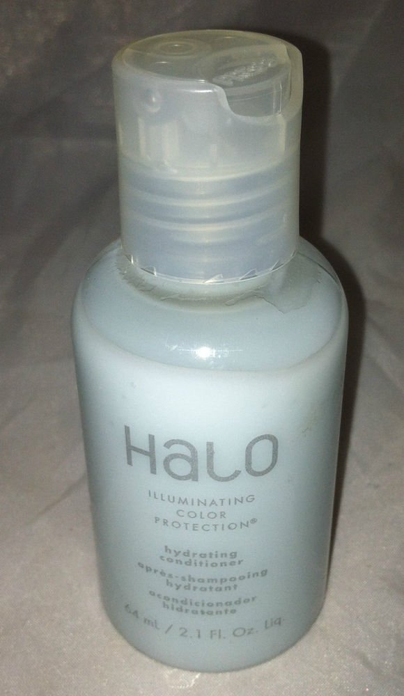 Graham Webb Halo Hydrating Conditioner Travel / Sample Size 64mL Color Protect