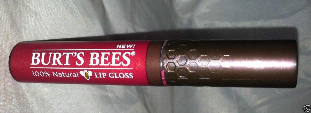 Burt's Bees 100% Natural Lip Gloss * 245 SUMMER TWILIGHT * Brand New Sealed