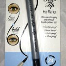 Physicians Formula Felt-Tip 24HR Eye Definer Marker *2229 COOL BLACK* Sealed BN