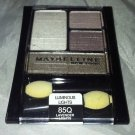 Maybelline Expert Wear Eyeshadow 4 Shade Palette * 85Q LAVENDER LIGHTS * New