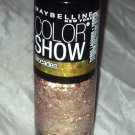 Maybelline Color Show Nail Polish Brocades * 760 GILDED ROSE * Rose Gold Shade