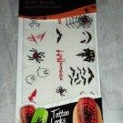 KISS Nail Dress Halloween Nail Tattoos/Water Decals 16pc Brand New