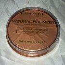 Rimmel Natural Bronzer Natural Minerals * 022 SUN BRONZE * Sealed Brand New