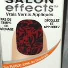 Sally Hansen Salon Effects Nail Polish Strips * 480 I LOVE LACEY * Brand New