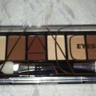 L.A. Colors LAC Eyeshadow 12 Color Palette * BLUSHING NUDES * Brand New