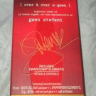 OPI Gwen Stefani Over & Over A-Gwen Nail Polish w/ Swarovski Studs & Crystals BN