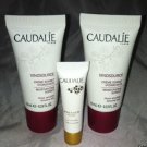 Caudalie Vinosource Moisturizing Sorbet & Premier CRU 3pc Travel Sample Lot New