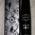 NYX Doll Eye VOLUME Mascara DE02 *EXTREME BLACK* 8g./.28oz. Brand New w/Box BNIB