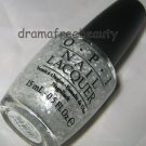 OPI NYC Ballet Nail Lacquer Polish *PIROUETTE MY WHISTLE* Silver & White Glitter