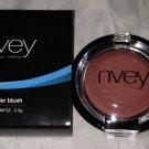 Nvey Powder Blush * 905 * Earthy Terracotta Pink Flush w/Silver Shimmers BNIB