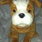 "Kohl's Cares 13"" Bulldog Plush Stuffed Toy Animal  * DEAR MR.S LARUE * EUC"