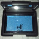 E.L.F. / ELF Studio Single Eyeshadow * 81133 TOTALLY TEAL * Aplly Wet or Dry BN