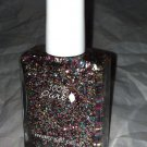 100% Pure Purity Cosmetics Creamy Nail Polish * MARDI GRAS * Multi Party Glitter