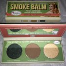 theBalm Volume 2 Smokey Eye Shadow Palette Trio *SMOKE BALM* Kindle Glow Combust