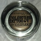 Maybelline COLOR TATTOO 24HR Cream Eyeshadow * 90 NUDE COMPLIMENT * Brand New