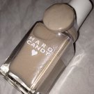 Hard Candy Limited Ed Nail Polish & Ring *CLAWS UP!* Tan Nude Creme Soft Shimmer