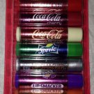 8 Bonne Belle Lip Balm Gloss Smacker *Coca Cola Sprite Barq's Fanta Strawberry*