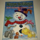 Happy Holidays Giant Coloring And Activity Book Brand New