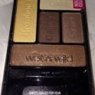 Wet n Wild 5 Color Icon Shimmer Eye Shadow Palette 34497 *A KARAT IN THE WORLD*