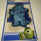 Jumbo/Giant Novelty * SULLEY * Monsters University Eraser Brand New