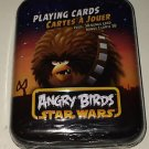 Angry Birds Star Wars Playing Cards Full Deck plus 3D Bonus Card Sealed