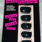 Maybelline Color Show Nail Falsies Flex-Nail Extensions * 20 EMERALD OMBRE * New