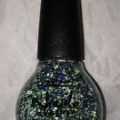 Nicole OPI Coca-Cola Green/Blue/White Sprite Glitter N Polish *SERIOUSLY CITRUS*