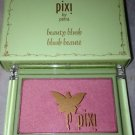 Pixi by Petra Beauty Powder Blush * No. 3 PERKIEST PINK * Glowing Gold Pink BNIB