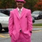 Single Breasted Fuchsia Hot Pink (rose) Fuchsia Mens Suits