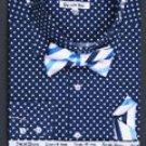 Double Button Cuff Dress Shirt