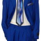 Men'S Multi-Colored Suit Collection Royal