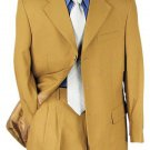 Mens Bronze Single Breasted Dress Suit