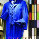 3Pieces Vested Fashion Suits Comes In 12 Colors On Sale