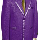 Mens Stylish Zoot Suit Purple