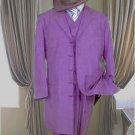 Classic Long Lavender Fashion Zoot Suit