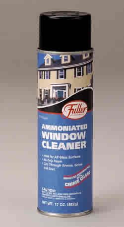 Ammoniated Window Cleaner