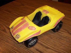 vintage barbie car