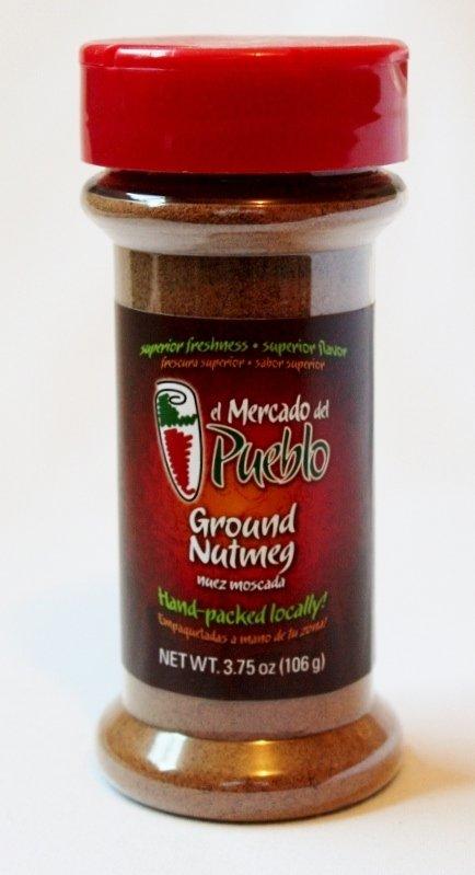 Ground Nutmeg, 3.75 Oz