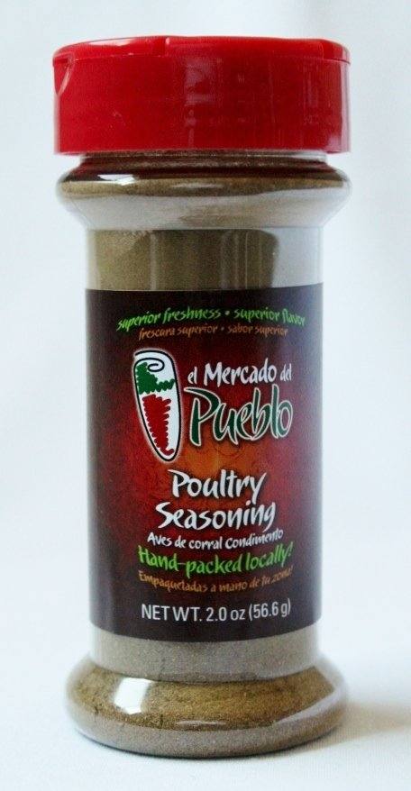 Poultry Seasoning, 2 Oz