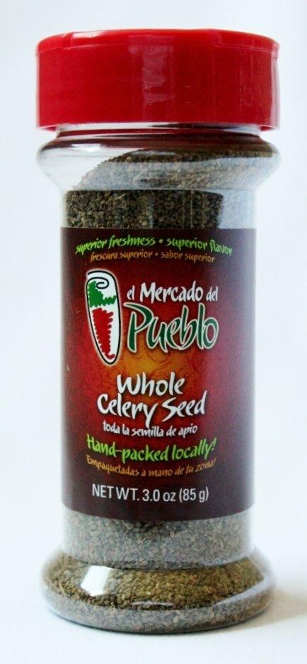 Whole Celery Seed, 3 Oz