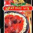 Tempo Italian Meatball Mix