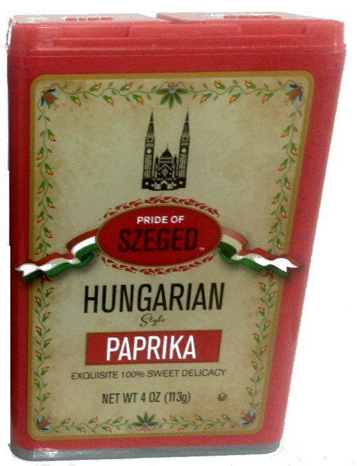 Szeged HOT Paprika