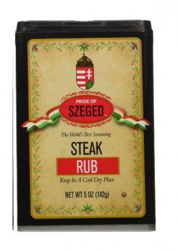 SZEGED Hungarian - Steak Rub