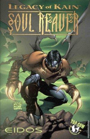 Legacy of Kain Soul Reaver (1999) comic books NM Top Cow