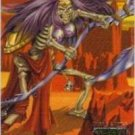 SKELETON WARRIORS Fleer Ultra ~ Promo Card - SHRIEK NM FREE SHIPPING