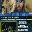 X-Men 2 Promo Card 3 - Nightcrawler NM FREE SHIPPING