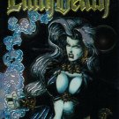 "Lady Death ""Between Heaven & Hell"" Wizard Promo Card 1 NM FREE SHIPPING"